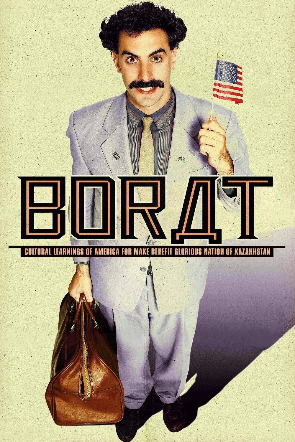 Borat (2006) | Dawenkz Movies