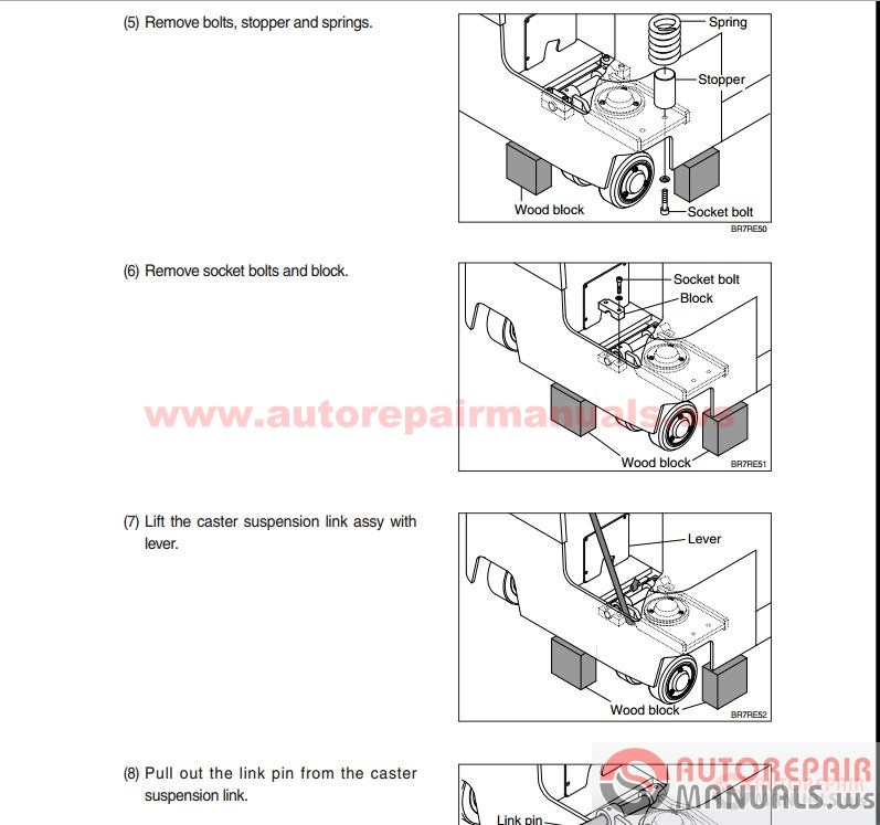 Free Auto Repair Manual   Hyundai Forklift Trucks Service Manuals  01 2015