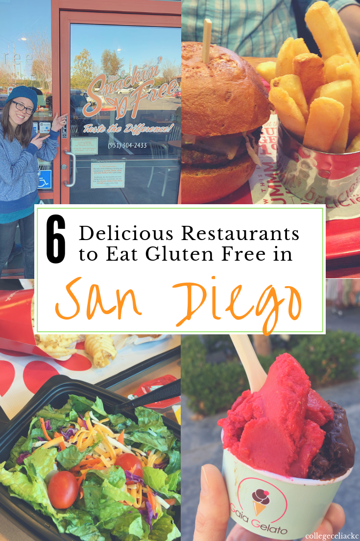 6 Delicious Restaurants To Eat Gluten Free Near San Diego