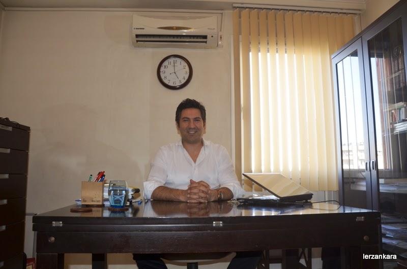 Ramazan Şimşek Bey ile Röportajımız