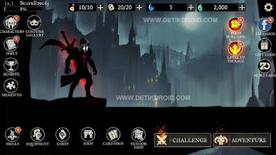 Shadow of Death Dark Knight APK Terbaru