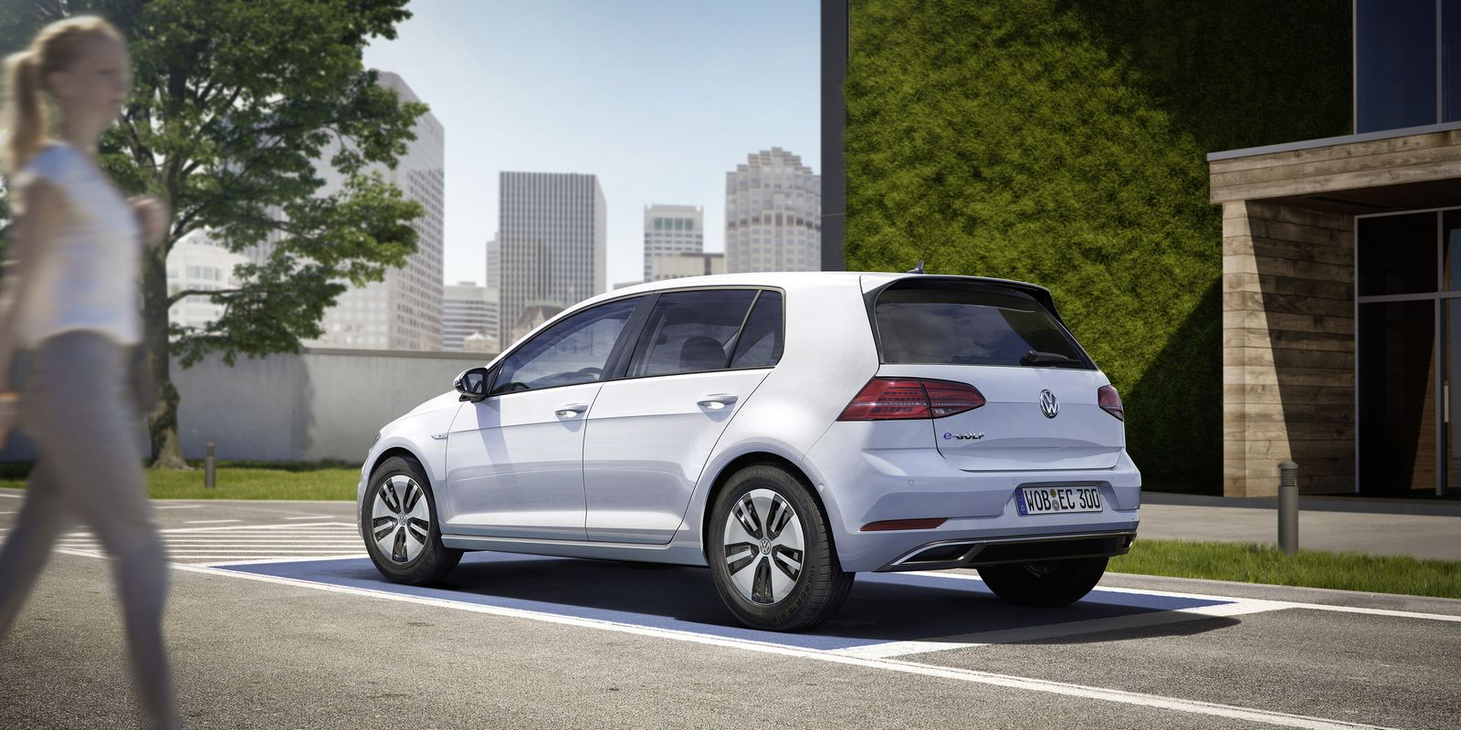 You Can Get A 2016 Vw E Golf For Just 4 495 In California
