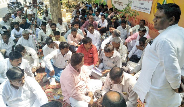 Our struggle will continue until the sewerman employees get justice; Naresh Kumar Shastri