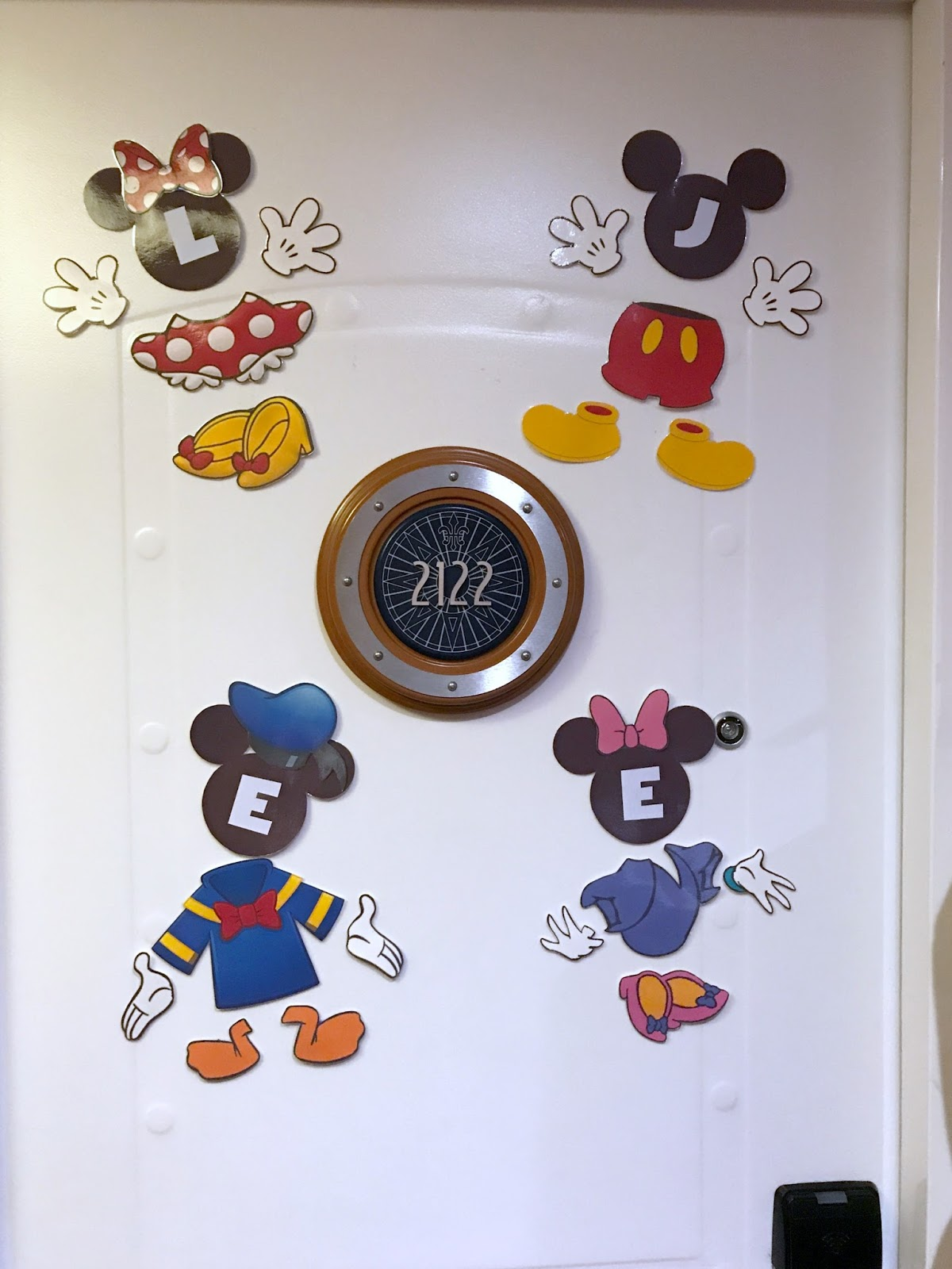 Diy Disney Cruise Door Magnets Printable We Got The Funk