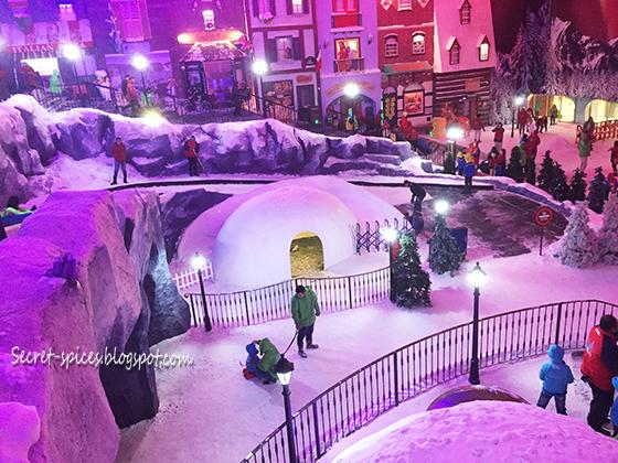 Snow World Genting, Winter Wonderland, Malaysia