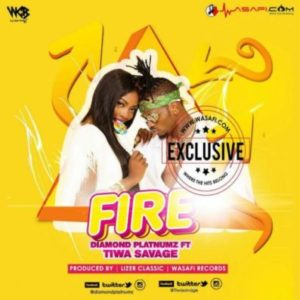 Diamond Platnumz – Fire ft. Tiwa Savage