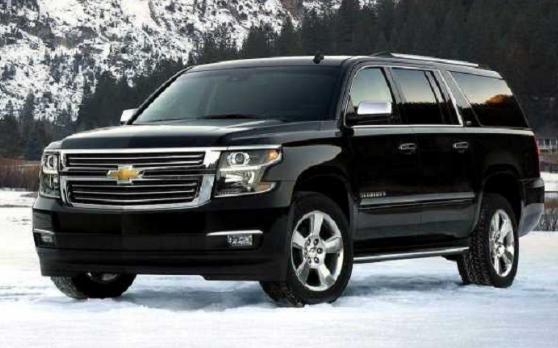 2018 chevrolet suburban will come refreshed auto redesign. Black Bedroom Furniture Sets. Home Design Ideas