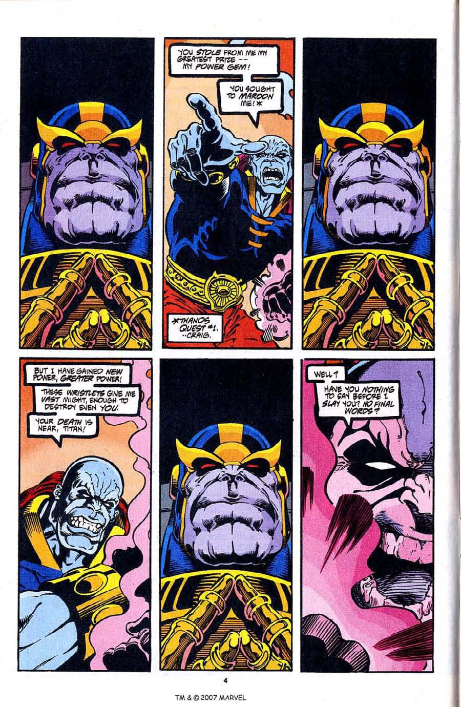 Read online Silver Surfer (1987) comic -  Issue #98 - 6