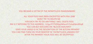 InfinityLock Ransomware