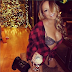 Mariah Carey under fire for posing half nude to celebrate the holiday season