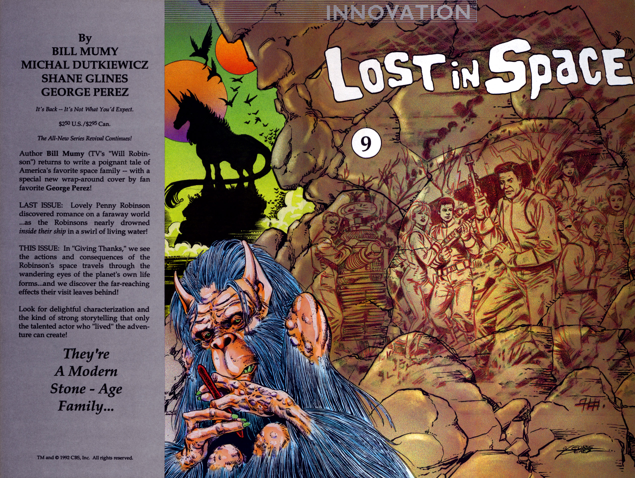 Lost in Space (1991) 9 Page 1