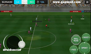 Download FIFA 14 Mod PES 2018 Update Transfer Zlatan Ibrahimovic Apk Data Obb Android