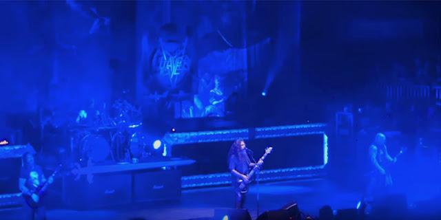 Slayer inicia su gira mundial de despedida
