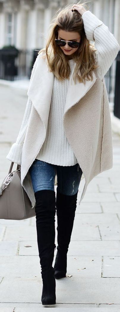 20 Sweater Outfit Ideas for Winter