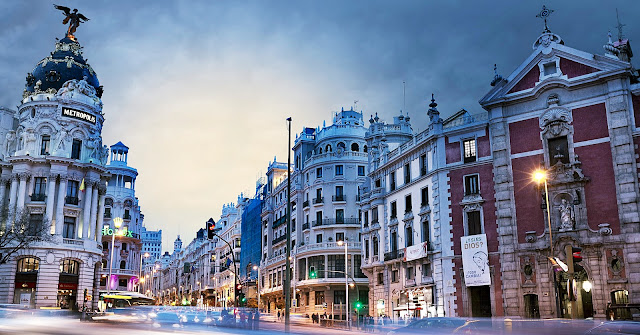 Madrid wallpaper travel images