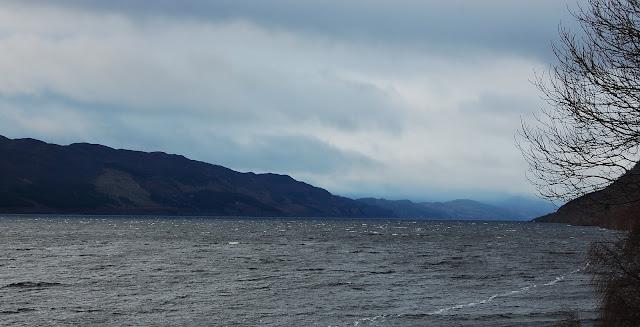 Loch Ness, Highlands, Scotia