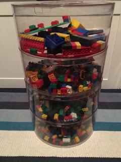 Blokpod Lego storage