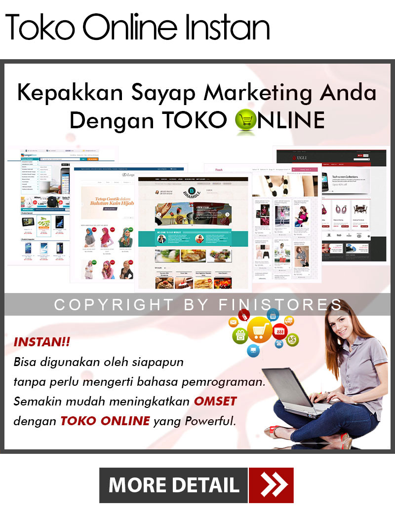 Jual Jasa Pembuatan Website Toko Online