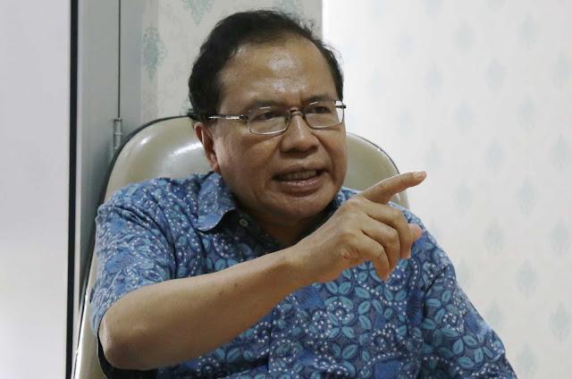 Rizal Ramli: Maaf Pak Jokowi, Anda Gagal