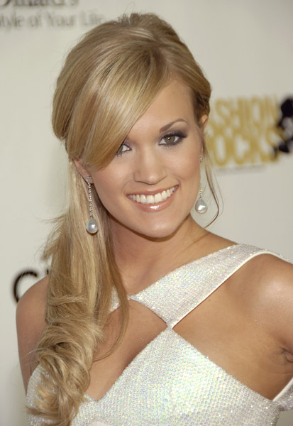 Go Magazines: carrie underwood hairstyles