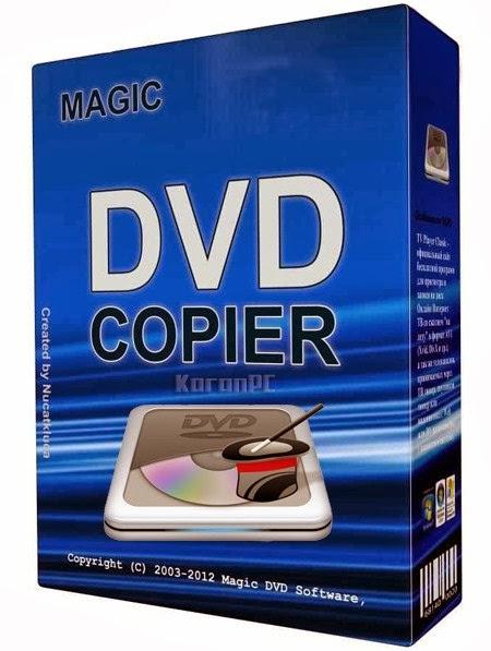 Magic DVD Copier 9.0.0 (crack) PreActivated