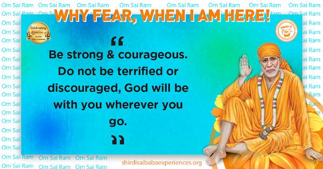Shirdi Sai Baba Blessings - Experiences Part 2556