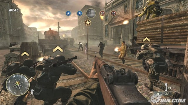 Download Game Call of Duty 3 PS2 for PC - Game Tegal
