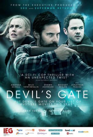 Jadwal DEVIL'S GATE di Bioskop