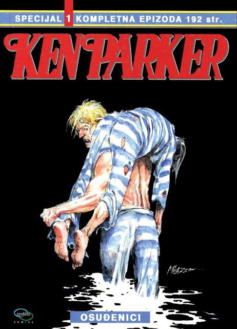 Osudjenici ( SC Specijal) 1 - Ken Parker