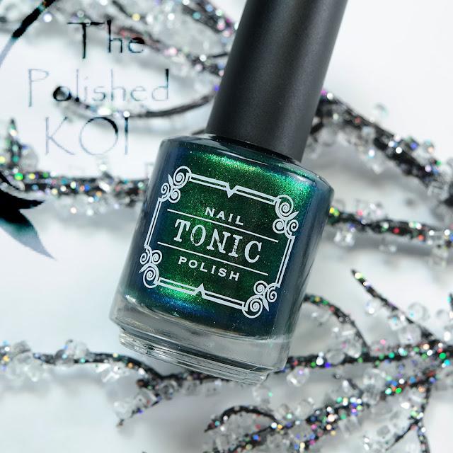 Tonic Polish Jolly Holly