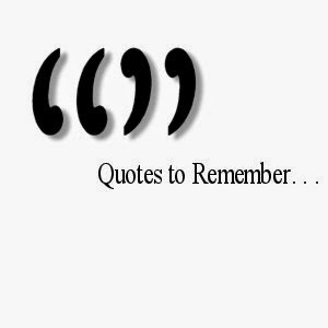 OLS Favourite Quotes, One Lucky Soul