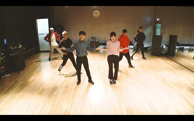 Akdong Musician Rilis Video Dance Practice Untuk 'Re-Bye'