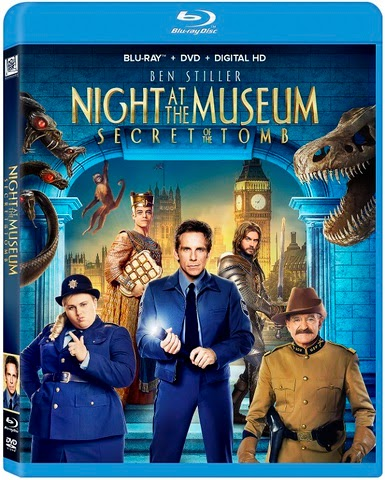 Night at the Museum Secret of the Tomb 2014 Daul Audio BRRip 1080p HEVC