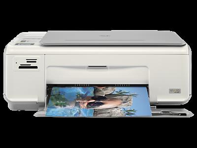 HP Photosmart C4200 Printer Driver