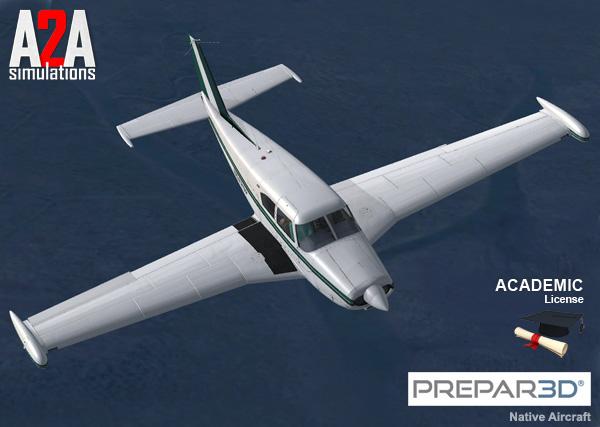 P3d V4 Addon Aircraft