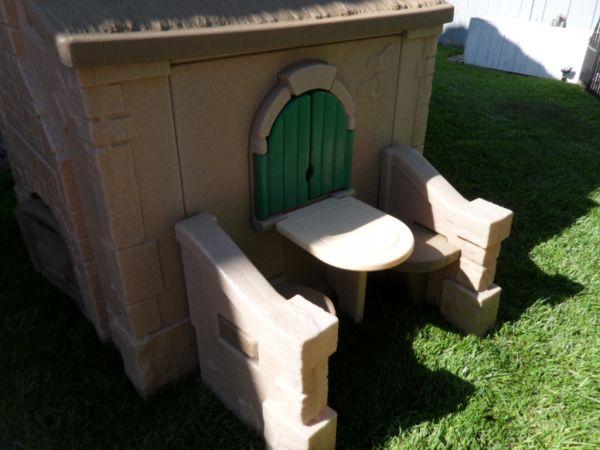 Step Two Sandbox Picnic Table