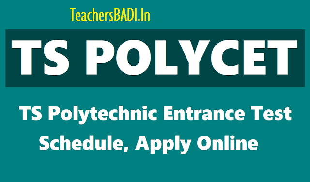 ts polycet 2019 notification,polytechnic entrance test 2019,last date,exam date,online application,how to apply,hall ticket,results,sbtet Telangana,tspolycet schedule 2019,ceep,polycetts.nic.in
