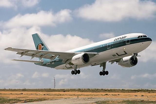 Gambar Foto Pesawat Airbus A300 03