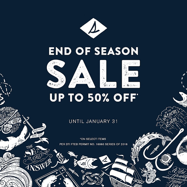 Sperry's End-of-Season Sale