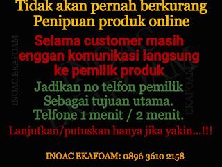 Beli inoac online dengan aman