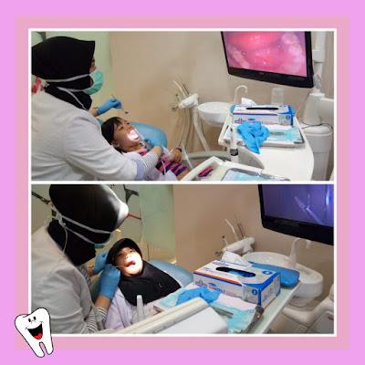 Dokter gigi untuk anak