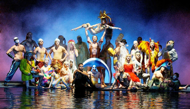 The amazing shows of Cirque Du Soleil in Vegas