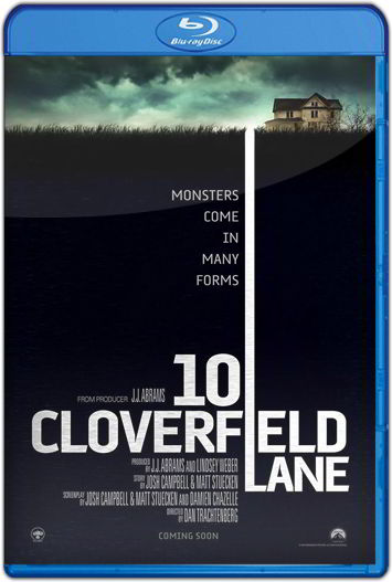 Avenida Cloverfield 10 (2016) HD 1080p y 720p Latino