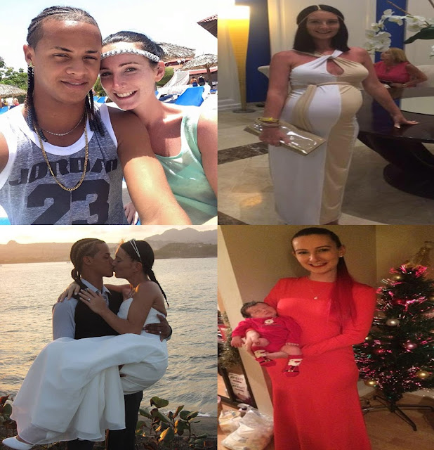 While His Girlfriend Was Giving Birth To Their Son, He Was Marrying Another Woman!