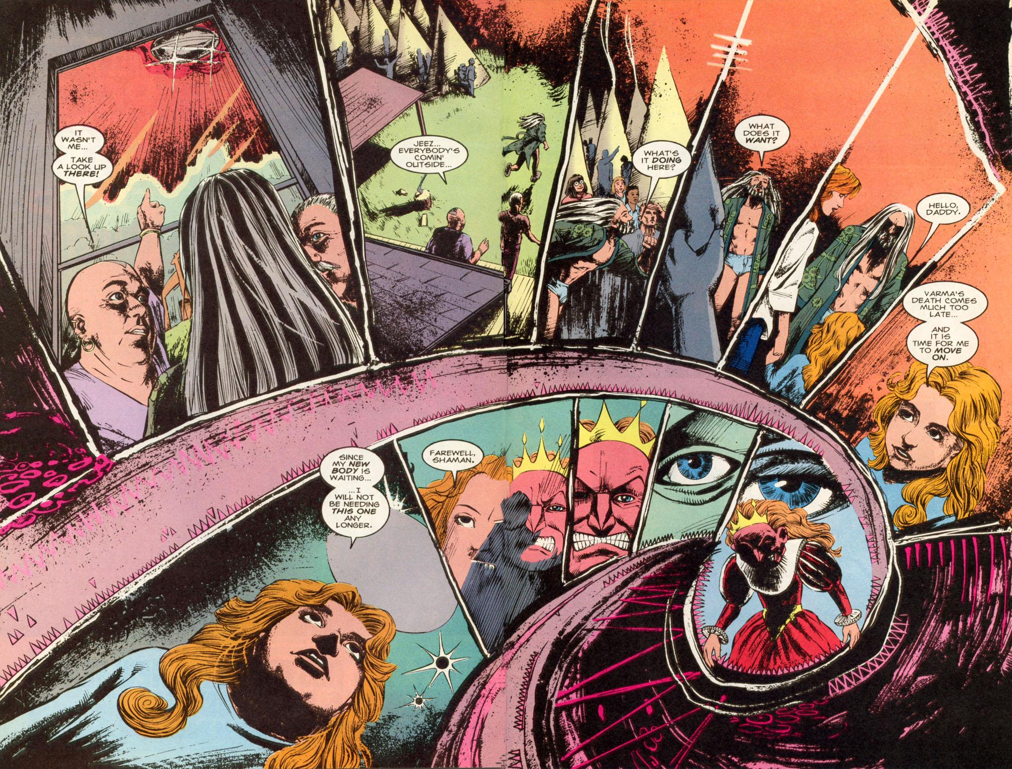 Read online Animal Man (1988) comic -  Issue #88 - 21