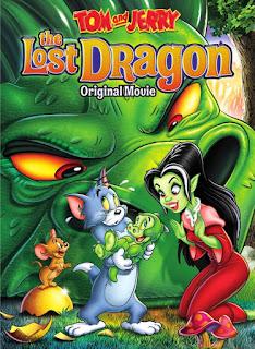 Tom si Jerry si dragonul pierdut dublat in romana