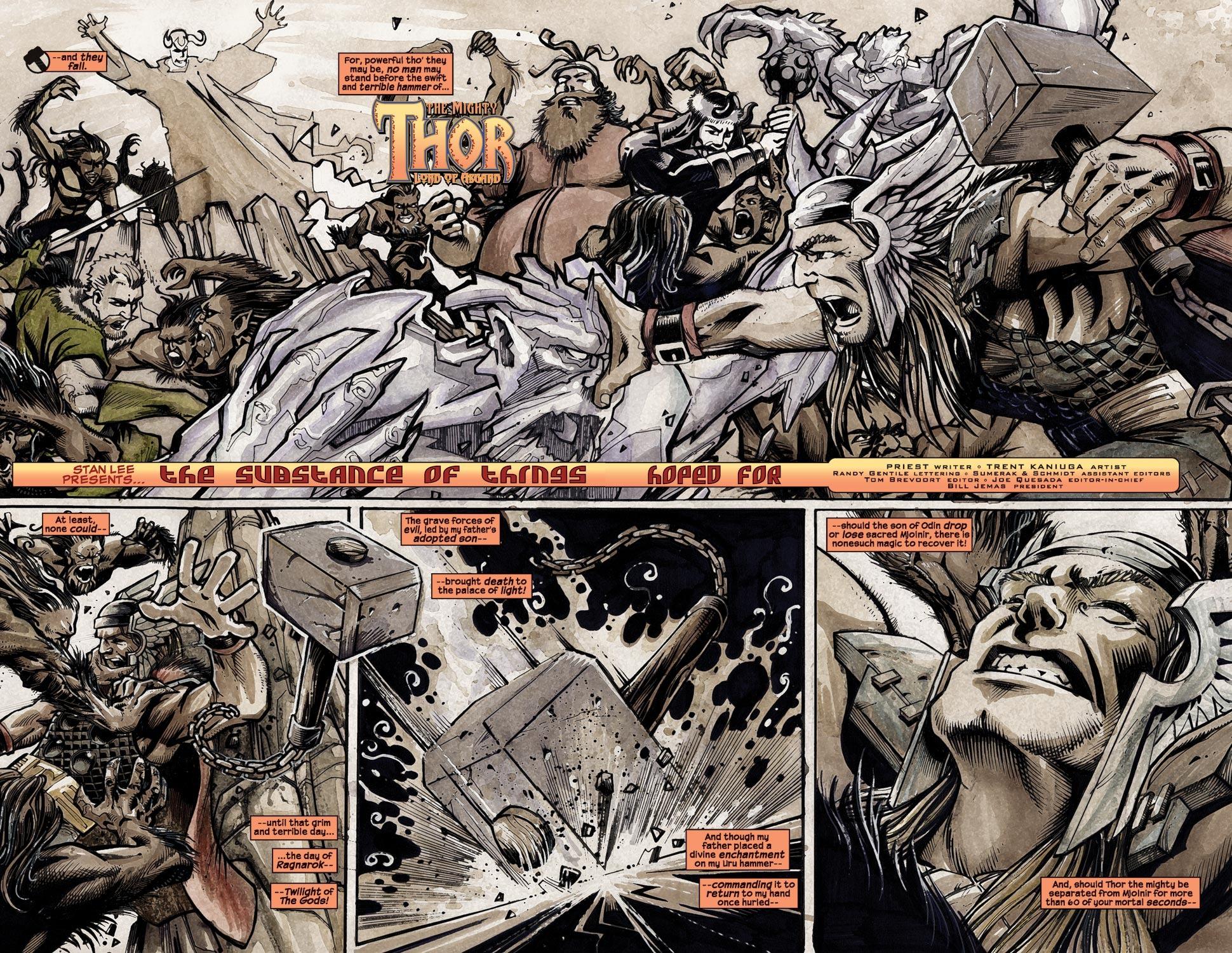 Thor (1998) Issue #59 #60 - English 3