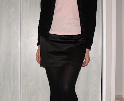 simple skirt Burda