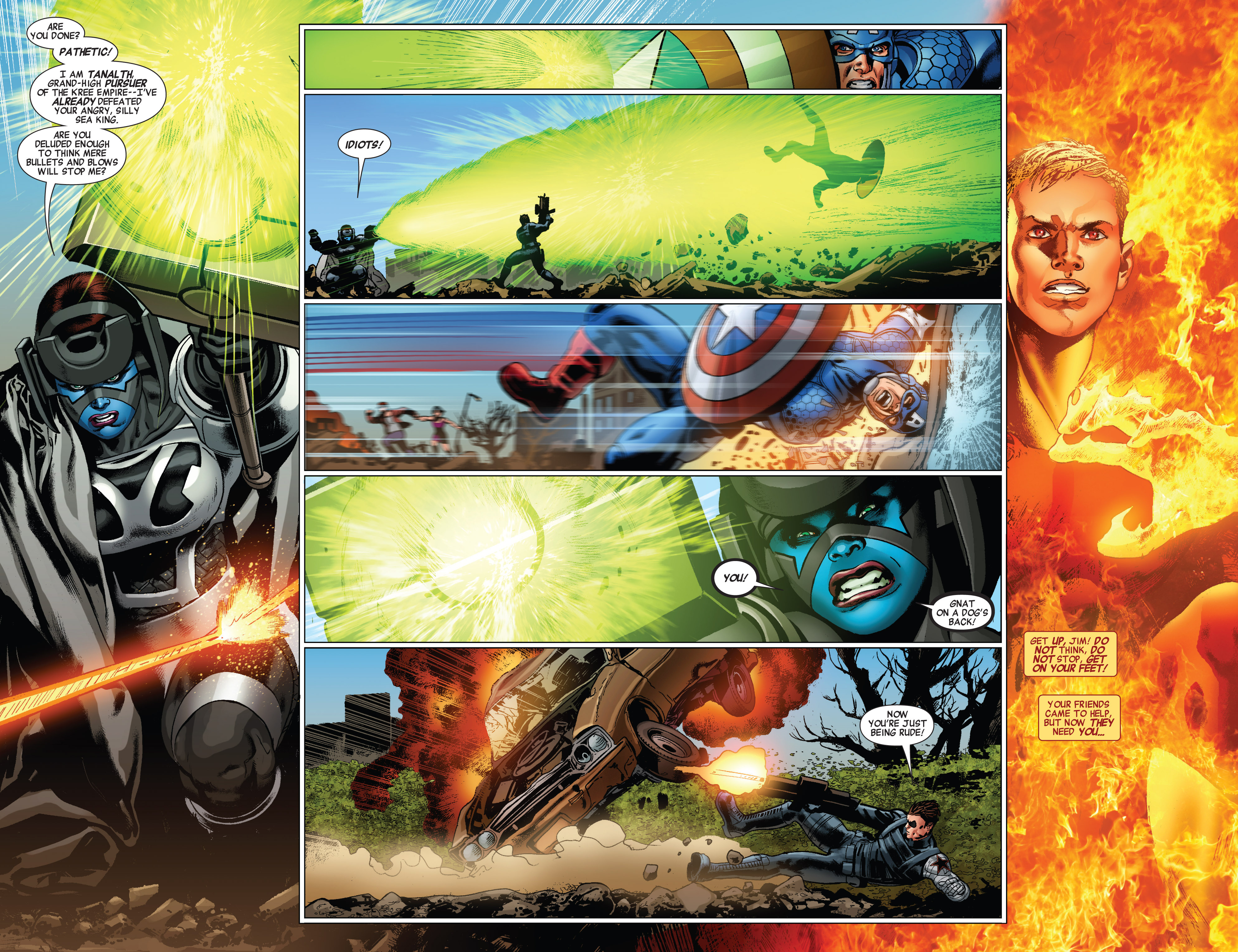 Read online All-New Invaders comic -  Issue #2 - 9