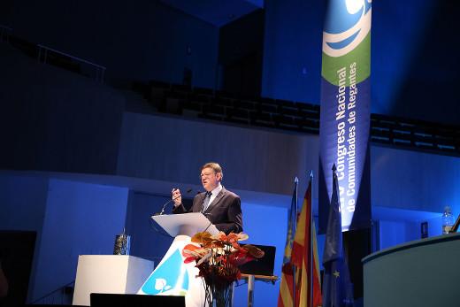 Puig apuesta por que las políticas hídricas contemplen la escasez de agua estructural 'más allá del partidismo y el cortoplacismo'